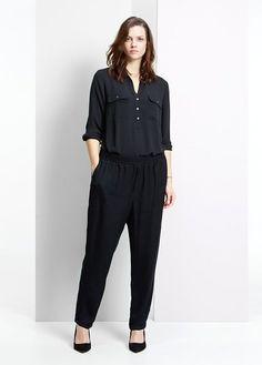 Pantalón diseño satinado 2015  49.99