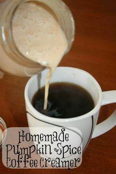 Best Coffeemate Spiced Latte Coffee Creamer Recipe on Pinterest