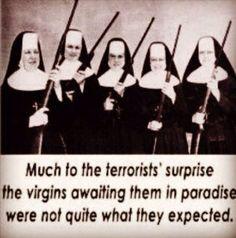 funny nun - Google Search