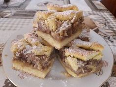 Hungarian Cake, Hungarian Recipes, Poppy Seed Cookies, Poppy Cake, Looks Yummy, Sweet Cakes, Food And Drink, Cooking Recipes, Yummy Food