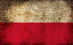 Znalezione obrazy dla zapytania polska flaga tapeta