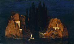 Arnold Böcklin: Island of the Dead 1880 (26.90) | Heilbrunn Timeline of Art History | The Metropolitan Museum of Art