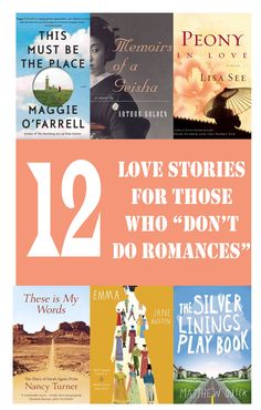 """12 Love Stories for People Who """"Don't Do Romances"""" // To Love and To Learn"""