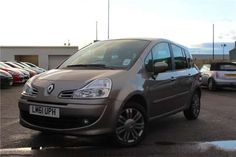 Used 2011 (61 reg) Brown Renault Grand Modus 1.5 dCi 88 Dynamique 5dr for sale on RAC Cars