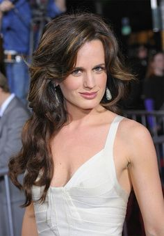 ELIZABETH REASER - Twilight Saga vampire nominated for an Independent Spirit Award as Female Lead.