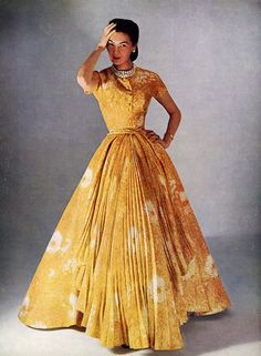 Christian+Dior+1952