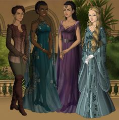 New Characters Announced For Game of Thrones Season 5 | Project Fandom