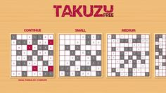 Takuzu Free is a fun and exciting binary puzzle that will definitely challenge your brain.  Visit the Windows Store to download the game for free: http://apps.microsoft.com/windows/app/takuzu-free/5db14b31-2442-4903-9196-049151a06d6d  (ad supported)