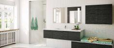 Hacienda - Harmonisk badeværelse i stilsikre farver - HTH