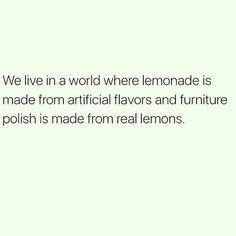 "EarthlingLiberationKollective on Instagram: ""this is normal 🍋 #fubar #thisisnormal #thisisamerica #dystopia #lemons #chemicals #1984 #doublethink #wtf #artificial"" Political Equality, Politics, Healthy Mind, Healthy Foods, Free Thinker, Human Condition, Best Quotes, Laughter, Jokes"