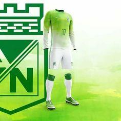 ¿HERMOSO O FEO? El uniforme de Atlético Nacional que circula en las redes sociales - República Verdolaga