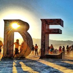 36 Surreal Instagram Images From Burning Man