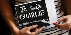 Parigi, strage Charlie Hebdo: #jesuisCharlie