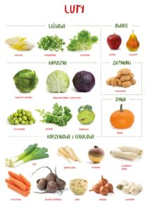 Warzywa i owoce sezonowe w lutym / Seasonal veggies and fruits - february Eat Healthy Cheap, Healthy Diet Snacks, Healthy Diet Plans, Healthy Habits, Healthy Eating, Healthy Recipes, Food Inc, Easy Diets, Recipes From Heaven