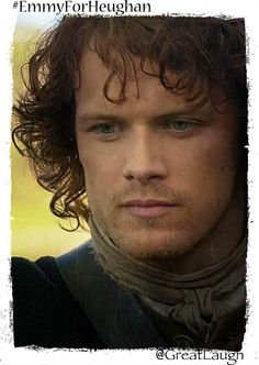 Sam or Jamie, either way... I just love his blue eyes and so sweet lips. *fantasy man much?*