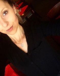 #work#workplace#mywork#waitress#headwaitress#black#fashion#browneyes#makeuplook#makeup#look#brunette#brownhair#ponytail#blonde#eyelashes#treeoflife#necklace#diamond#girl#czechgirl#girls