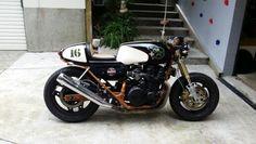 Cbx 750 cafe racer