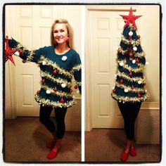 next year for ugly sweater day