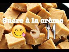 Un bon moment de gourmandise en perspective... Ce sucre à la crème va vous rendre fou! - Ma Fourchette Fudge, C'est Bon, Biscuits, Dairy, Cheese, Moment, Perspective, Desserts, Watch