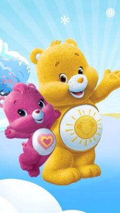 #CareBears wallpaper size iPhone 5S