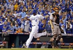 Cain is able: Royals center fielder wins…