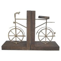 Book End - Bicycle - Threshold™ : Target