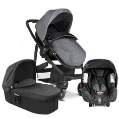 7f4f46659 Buy a Graco Evo Puschair Travel System in Charcoal online at unbeatable  prices by UK's top