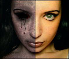 good vs evil...