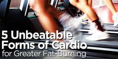 5 types of cardio to keep body fat levels low