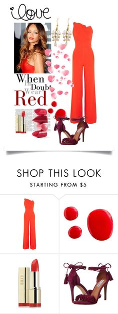 """""""Holiday style"""" by casynella ❤ liked on Polyvore featuring Ultimate, Roland Mouret, Milani, Rossetto and Steve Madden"""