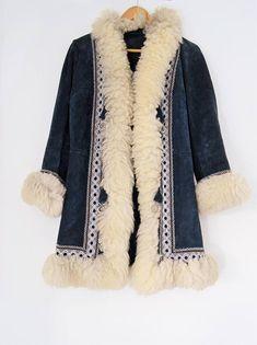 b24c6319 1960s Spinney jacket pennylane coat hippy boho 70s 60s style 60s Style,  Soft Suede,