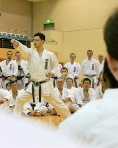 Sensei Daizo Kanazawa (Shotokan Karate DO SKIF)