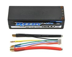 Vehicle Parts 171134: Reedy 4S Hard Case Li-Poly Battery Pack 55C (14.8V 5200Mah) Ascc0325 -> BUY IT NOW ONLY: $142.1 on eBay!