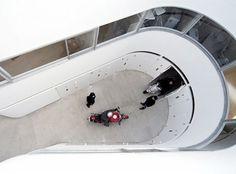 Neste prédio, só mora quem tem moto - Casa Vogue