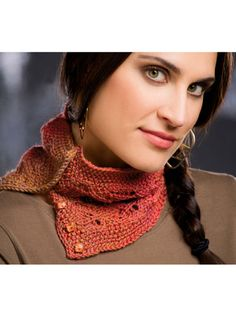 Atherston Cowl Knit Pattern