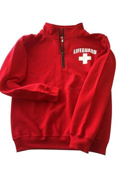 Official Store of the Lifeguard Brand. Shop now for Men and Women Lifeguard s. Lifeguard Uniforms, Lifeguard Outfit, Lifeguard Costume, Beach Lifeguard, Online Clothing Stores, Mens Sweatshirts, Bathing Suits, Cute Outfits, Costumes
