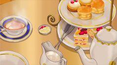 Teatime desserts