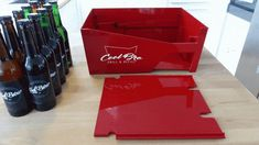 CoolBro  Refrigerator Beer & Cold Bottle Dispenser