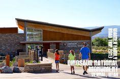 Haphazard Happenstances: Dinosaur National Monument, Vernal Utah
