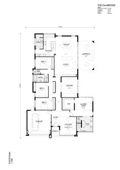29 Hornsey Road, Floreat, WA 6014 - floorplan