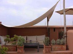 Mientras escribo este post estoy en la terraza de un Riad en Marrakech  ✔ RescataTalentos.com/yo-decido