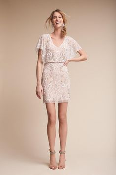 Champagne Guest Dresses
