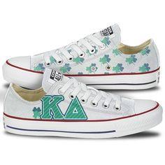 $69.99. Kappa Delta Converse Chuck Taylor | Kappa Delta Chucks – Tready Shoes