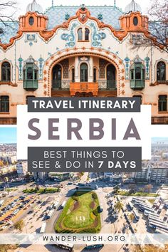 Europe Travel Guide, Europe Destinations, Travel Guides, Cool Places To Visit, Places To Travel, Serbia Travel, Safari, Family Travel, Family Vacations