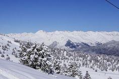 Vista Pallars Sobirà des de cota 2000 de Port-Aine