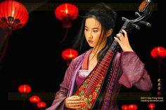 Stunning Digital painting of May Fong Robinson (15)