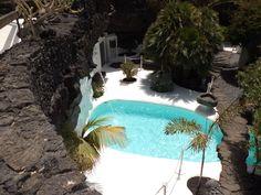 Allunaggio a Lanzarote