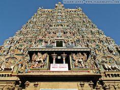 Índia - Tamil Nadu - Madurai Madurai, Cabin, House Styles, Home Decor, South India, Travel, Pictures, Decoration Home, Room Decor