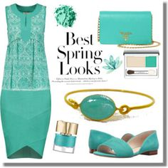 Turquoise Outfit - Evangelos Bracelet