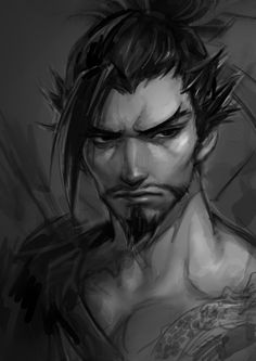 Hanzo at your service.